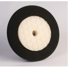 """8"""" White and Black Buffing Pad"""