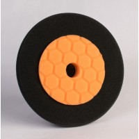 "6"" Orange & Black Pad"