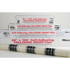 Collision Wrap Film - 18in x 100ft