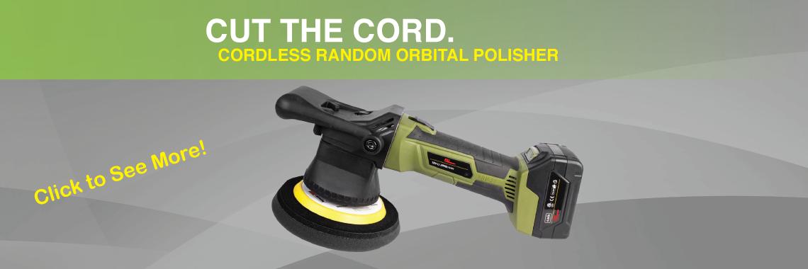 Cordless Random Orbital Polisher