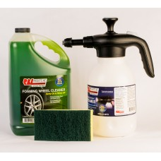 Foaming Wheel Cleaner Kit