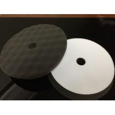 "6"" Black Waffle Pad"