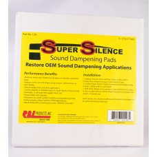 Super Silent Sound Dampening Pads